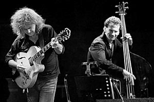 Pat Metheny to Tour with Larry Grenadier