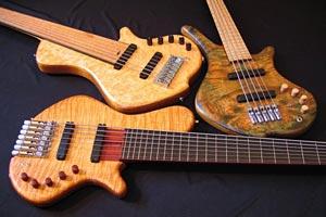 Skjold Design Guitars JP Basses