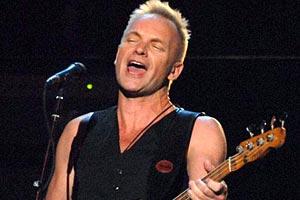 "Sting Announces ""Back to Bass"" Tour"