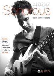 Zander Zon: Sonorous Bass Transcriptions