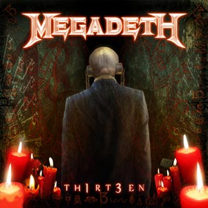 Megadeth Offers New Tune from Upcoming Album