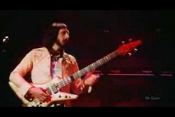 "John Entwistle: ""Won't Get Fooled Again"" Isolated Bass"