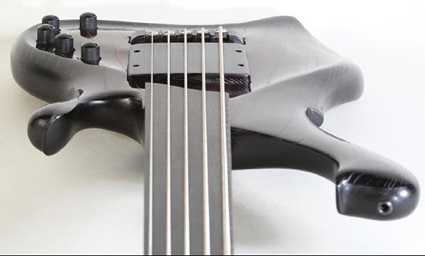 Waja-Bass Design Telio G.V. 5-String Fretless