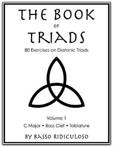 Basso Ridiculoso Releases The Book of Triads