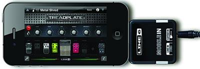Line 6 Mobile In Adaptor