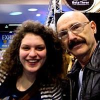 Tony Levin and Julie Slick