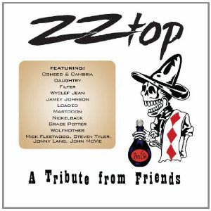 """ZZ Top Honored with """"A Tribute From Friends"""" Album"""