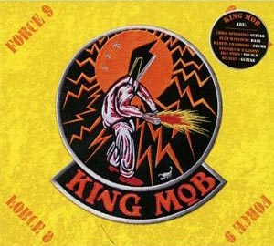 """King Mob, Featuring Glen Matlock, Release """"Force 9"""""""