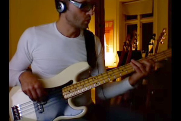 "Bass Play-Along Week: MarloweDK's Tower of Power ""So I Got To Groove"" Bass Play-Along"