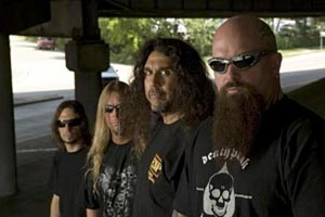Slayer Returns to the Studio