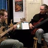 """Grant Stinnett and Michael Manring: """"Money Talks"""" Duet"""