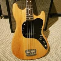 Old School: 1978 Fender Musicmaster Bass