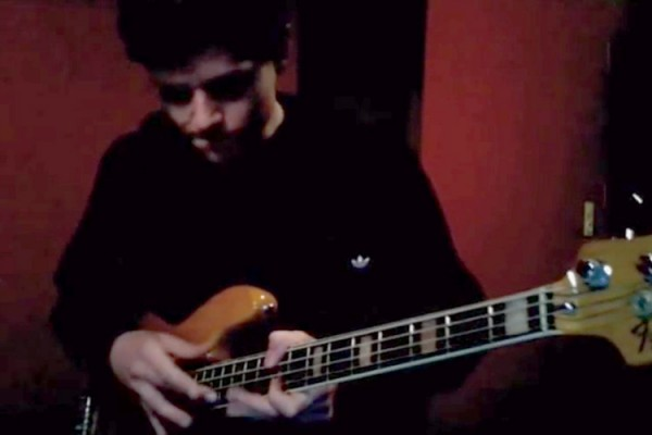 """Bass Cover Week: Gregorstube's Bass Cover of Pat Metheny's """"James"""""""