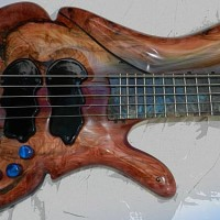 JanAid Guitars' Bob Abbott Yolanda 5