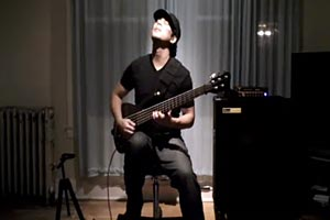"""George Lacson: Solo Bass Performance of Alicia Keys' """"Unthinkable"""""""