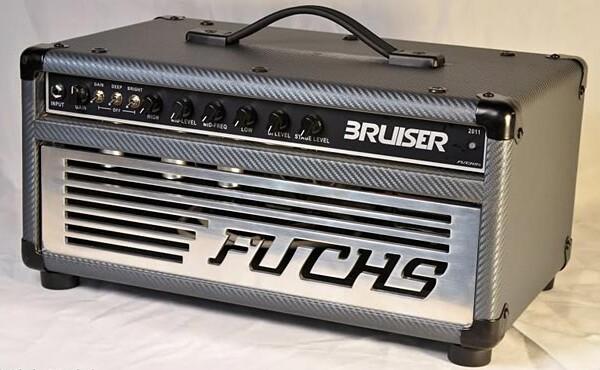 Fuchs Announces Bruiser Bass Amp Models