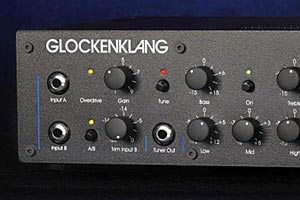 Glockenklang Goes Lightweight with the Blue Soul Bass Amp