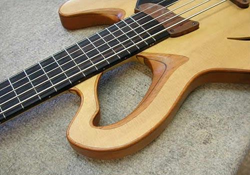 Bass of the Week: Jerzy Drozd Barcelona