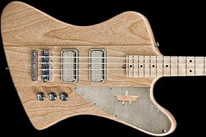 Mike Lull Unveils Jeff Ament JAXT4 Signature Bass