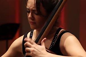 Uxia Martinez Botana: Persichetti's Parable XVII for Double Bass