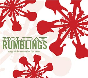"""Zon Guitars Releases All-Bass Holiday Album, """"Holiday Rumblings"""""""