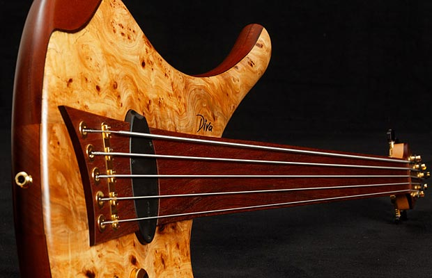 Marleaux Diva Custom Bass