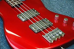 Mike Lull bass