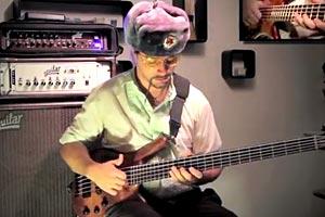 "Cephalic Carnage's Nick Schendzielos: ""Ohrwurm"" Bass Playalong Video and Lesson"