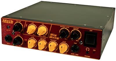 Markbass The Big Bang Bass Amp