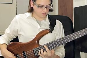 Evan Marien: Because Of You (Live Solo Bass Loop)