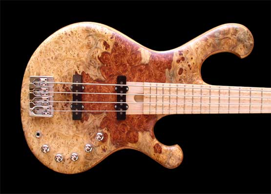 Bass of the Week: CB Basses D-Bass 4-String