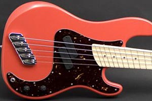 Dingwall Unveils Super P Bass at NAMM 2012