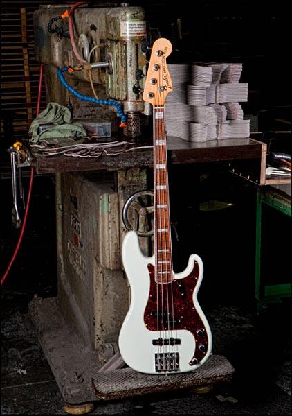 Fender 2012 Closet Classic Precision Bass Pro - full-size