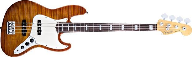 Fender Select Jazz Bass