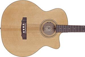 Guild Announces B-54CE Standard Acoustic Bass Guitar