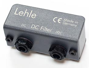 Lehle Releases DC Filter