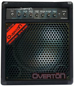 Overt?n To Debut New Amp, Combo, DI at NAMM
