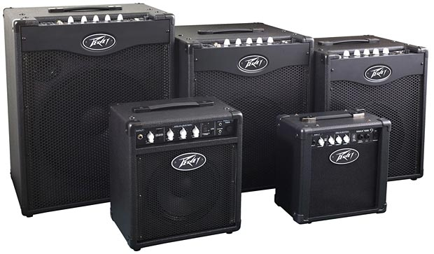 Peavey MAX Series Bass Combos and Practice Amps