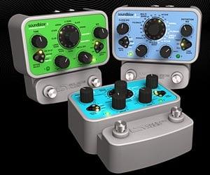 Source Audio Soundblox 2 Series Bass Effects