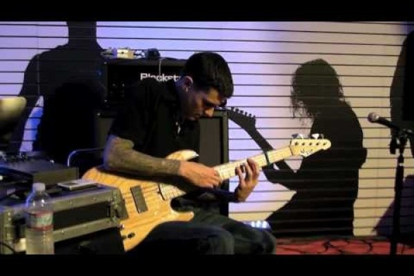 """Evan Brewer: """"A Climate For Change,"""" Live at NAMM 2012"""