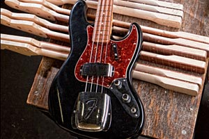 Fender Custom Shop Introduces 2012 Bass Models