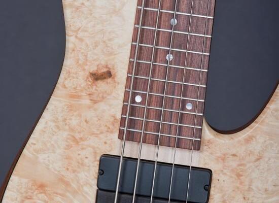 Fodera Introduces Matt Garrison Standard Bass