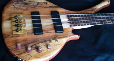 Custom Shop: An Interview with Grant Freifeld of Grant Bass