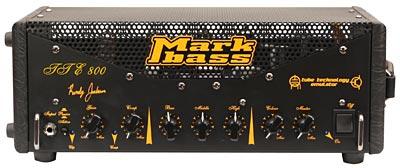 Markbass Randy Jackson Signature TTE 800 Bass Amp