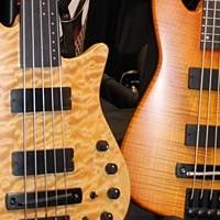 NS Design Unveils NS Bass Guitar at NAMM 2012