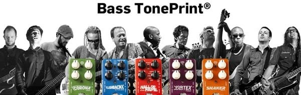 TC Electronic Expands TonePrint Pedals To Offer Dedicated Bass Effects