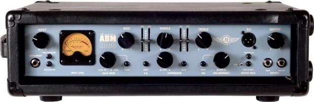 Ashdown ABM-1000 bass amp head
