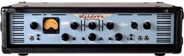 Ashdown ABM-2000 bass amp head