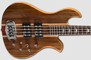 B.C. Rich Unveils Two New Basses for 2012