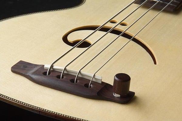Bass of the Week: DeMars Guitars Long Trail Bass